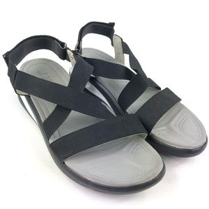 Women's JSport By Jambu Hiking Sandals Sz 7.5M